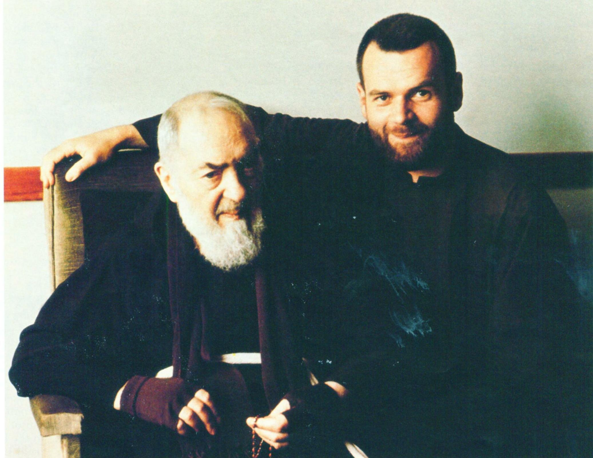 Padre Pio And The Americans Servicemen Mary Pile